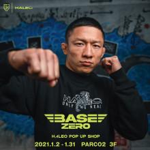 【LIMITED SHOP】PARCO2/3F HALEO POP UP SHOP