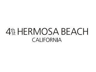 フォースストリートハモサビーチカリフォルニア