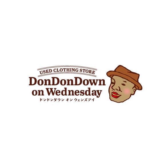 【LIMITED SHOP】DonDonDOWNonWednesday POP UP SHOP