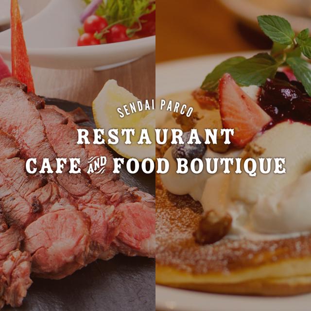 RESTRANT&CAFE&FOOD BOUTIQUE