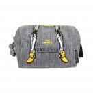 EVANGELION Pouch Shoulder Bag by mis zapatos (グレー(零号機))
