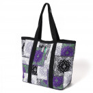 EVA-01 BANDANA TOTE BAG (BLACK)