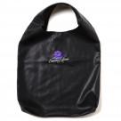 EVA-01 Flower Embroidery Tote Bag (BLACK)【12月上旬お届け】