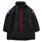 EVANGELION PRODUCTION MODEL-02 MONSTER PARKA (BLACK(EVA-02))