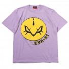 EVA-01 FACE T-Shirt (PURPLE)【10月中旬お届け予定】