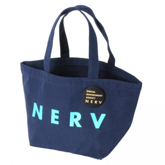 NERV Lunch Bag(海军蓝×蓝色)