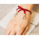 Christian Dior Color Bracelet【Red】