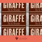 giraffeのバレンタイン