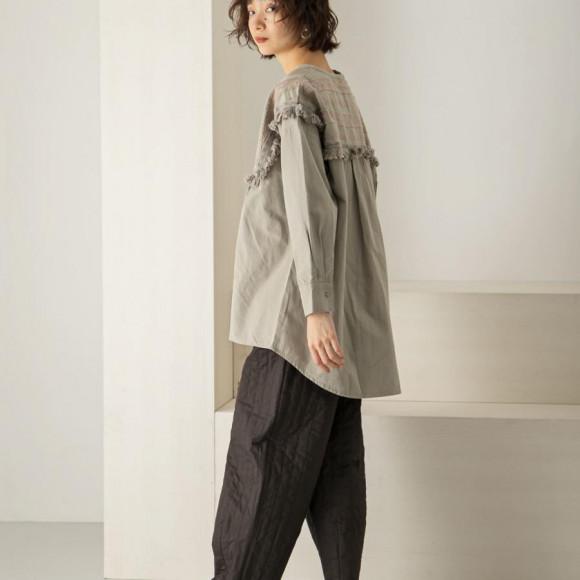 KBF绗缝裤衩