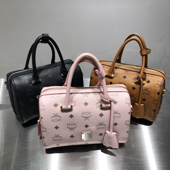"""LHP WOMEN Shibuya"" MCM Boston bag"