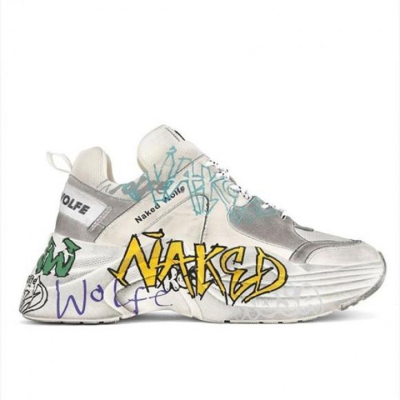 NakedWolfe/ Naked หมาป่า /TITAN GRAFFITI