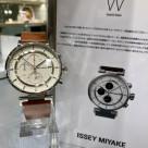 ISSEY MIYAKE ・イッセイ ミヤケ W・ダブリュ TiCTAC別注モデル