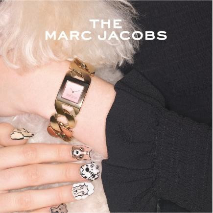 THE MARC JACOBS WATCHES