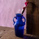 La Soufflerie フラワーベース MINI AMPHORA Bleu