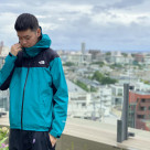 THE NORTH FACE -CLIMB LIGHT JACKET-