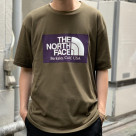 THE  NORTH  FACE -H/S Logo Tee-