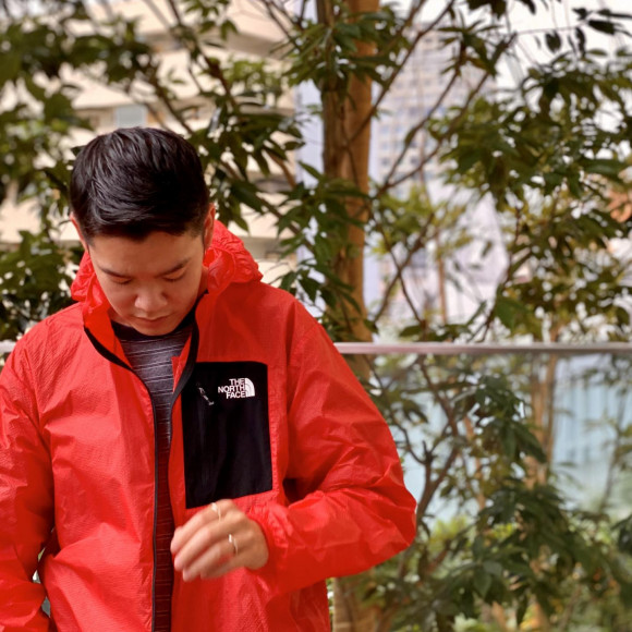 THE NORTH FACE-Big Wall SP Wind Jacket-