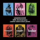 UNDER COVER 『Leather sleeve down jacket』1/9(土)抽選販売のお知らせ