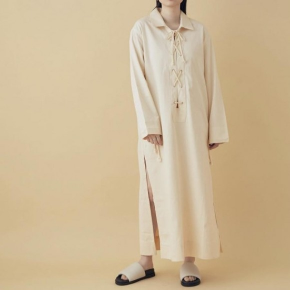 【BASERANGE ベースレンジ】BAYOU DRESS