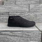 Fold Slip On Mens / Black