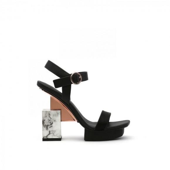 Cube Sandal Hi / Black