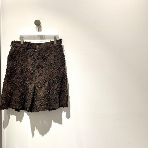 MASU/PLEATED SHORTS