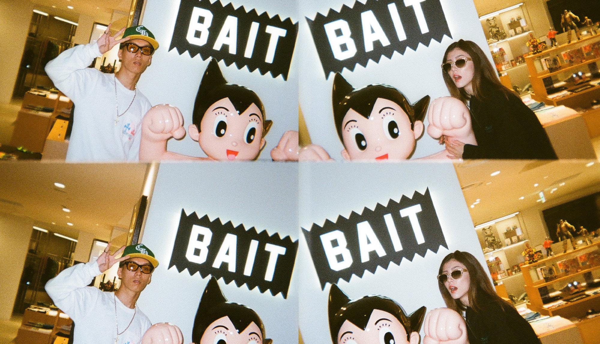 JP THE WAVY&Niina × BAIT/ポケモンセンターシブヤ/ON THE CORNER Shibuya|渋谷PARCOに集うサブカルチャーショップたち