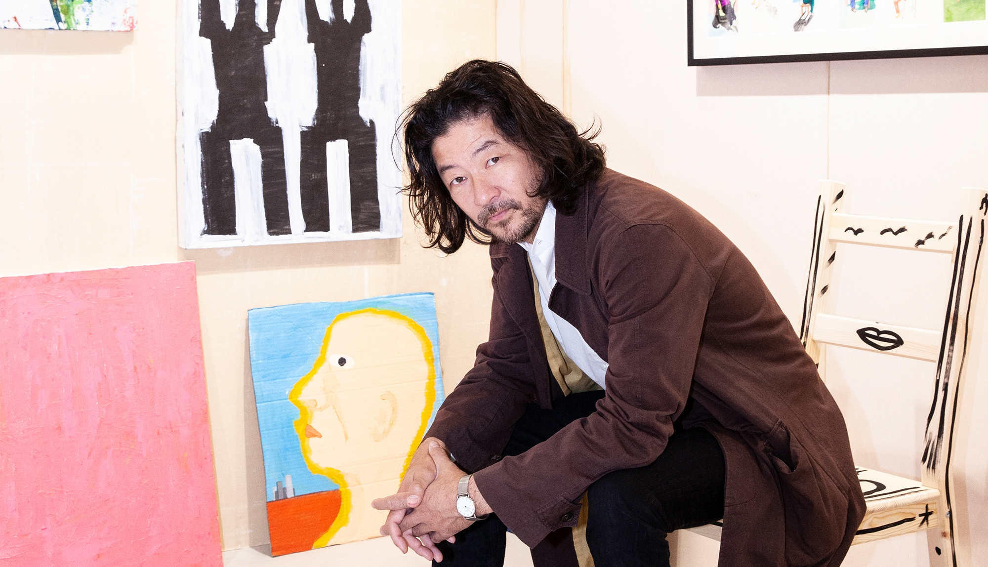 """Tadanobu Asano X TADANOBU ASANO EXHIBITION """"FREAK"""" 