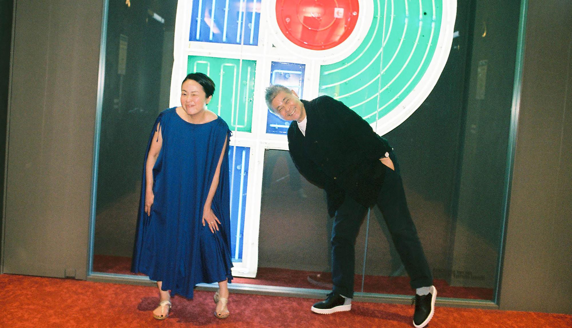 Interview 伊藤まさこ(スタイリスト)×糸井重里(ほぼ日代表) ほぼ日曜日「まさこ百景」