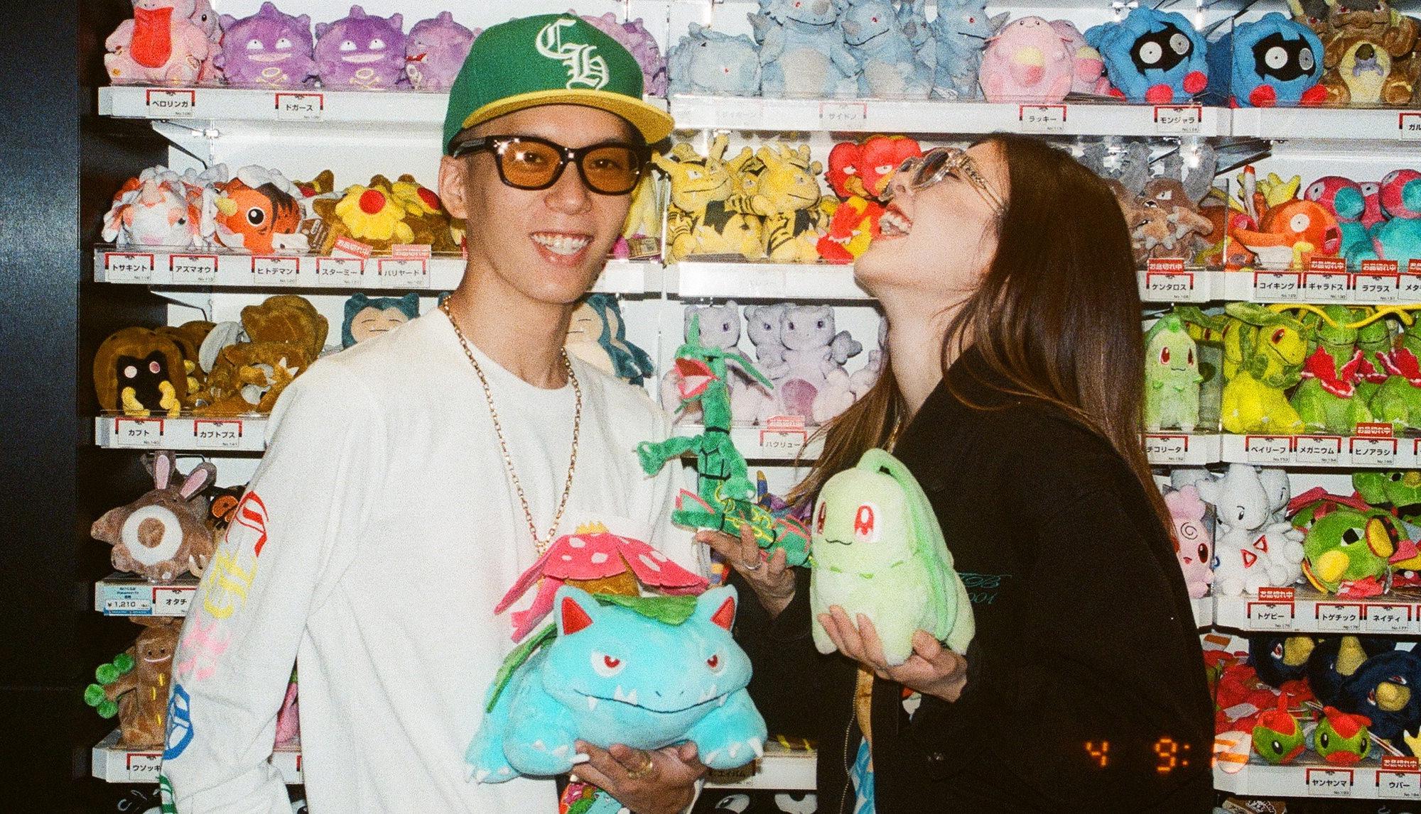 JP THE WAVY&Niina × BAIT/ポケモンセンターシブヤ/ON THE CORNER Shibuya 渋谷PARCOに集うサブカルチャーショップたち