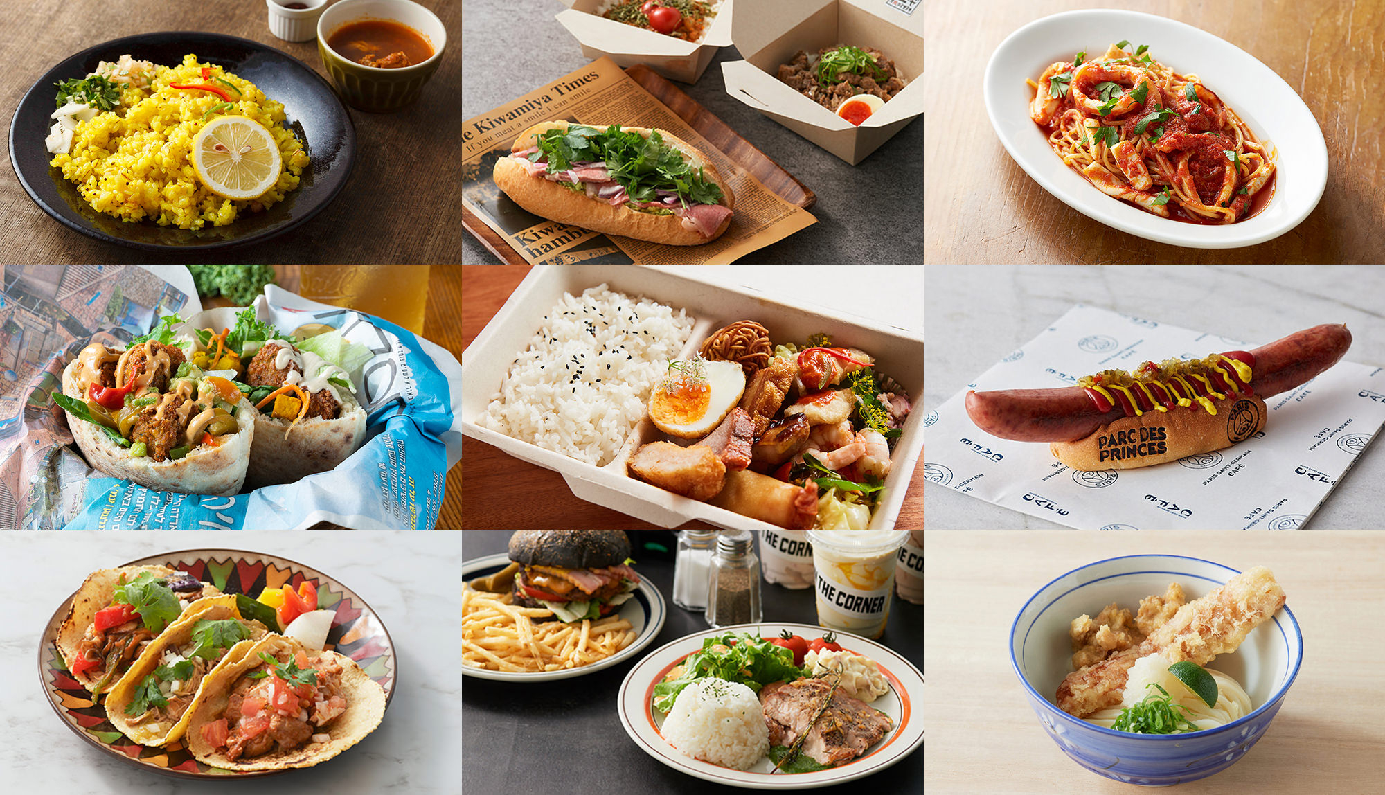 """Various Shibuya PARCO which """"is delicious"""", but gathers. Selected takeout menus assemble in full force!"""