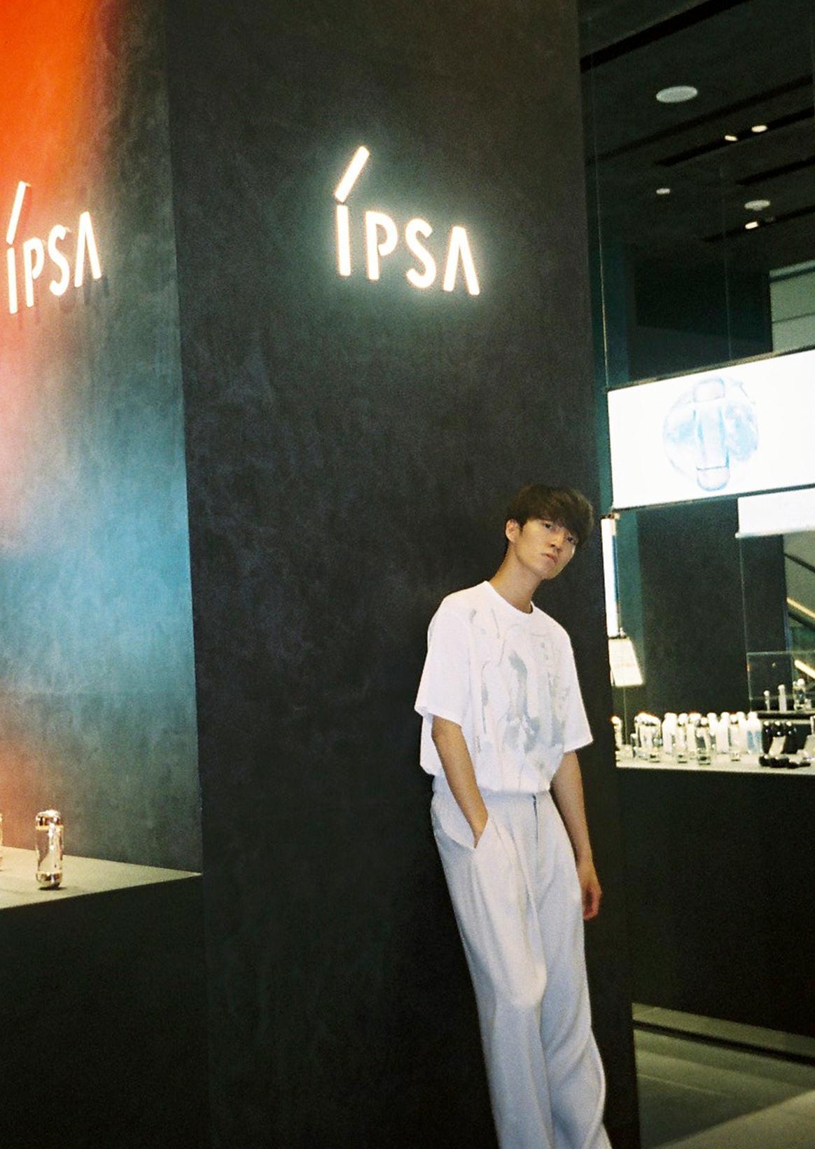 森田美勇人(7ORDER)×IPSA/deli fu cious/Spiral|心も体も満たされる、五感が喜ぶショップ散策