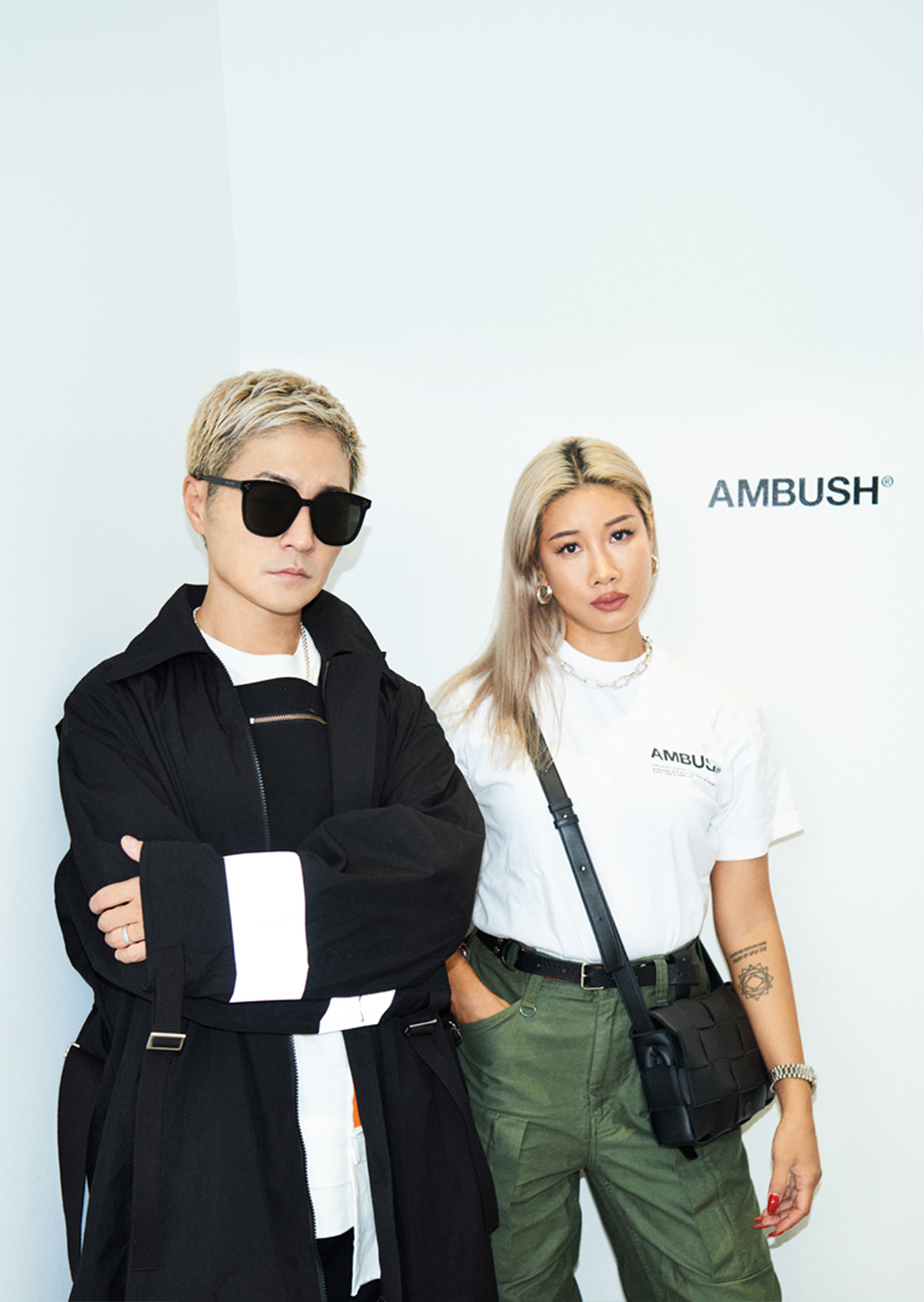 Interview YOON & VERBAL Co-founders of AMBUSH®