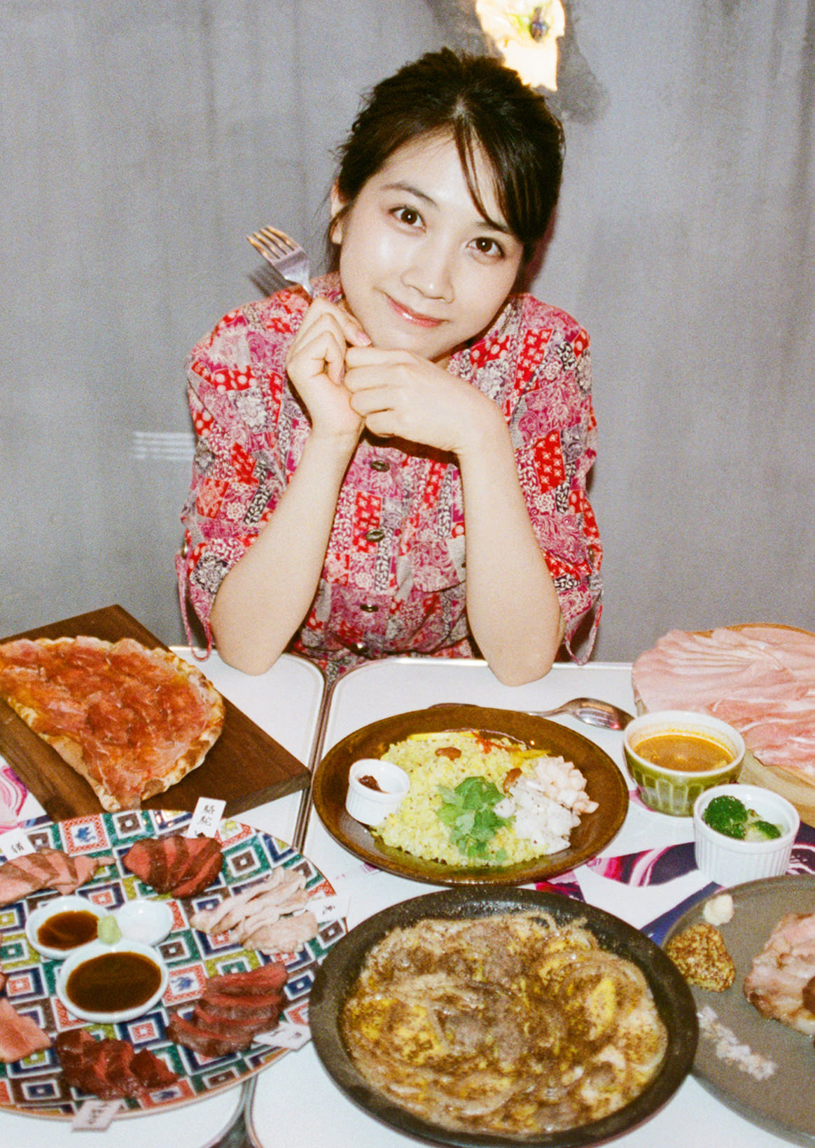 Taste and crowd funding to support fully start. To Honoka Matsumoto and rotating gourmet CRYDD.