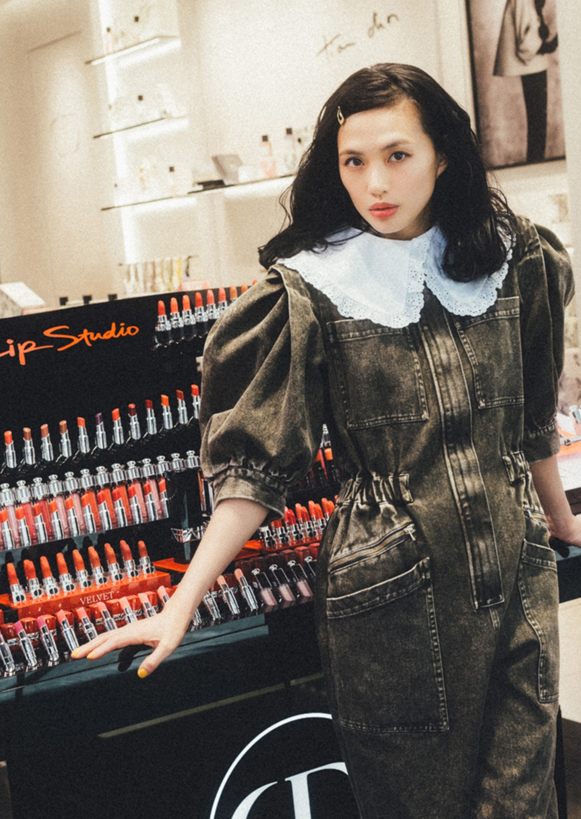 Asami Usuda X DIOR BEAUTY SHIBUYA | The new place of dispatch which stimulates aesthetic curiosity
