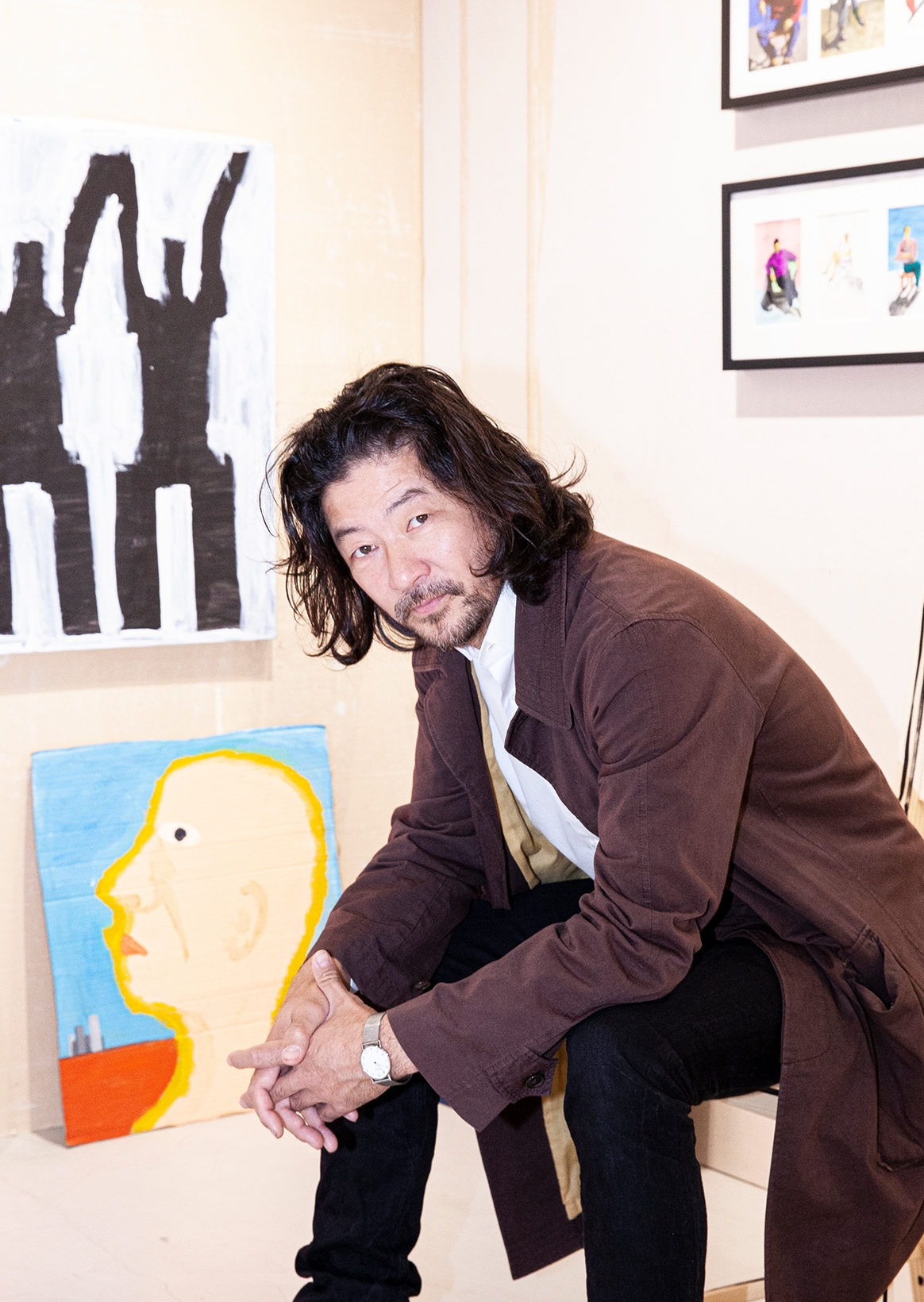 "Tadanobu Asano X TADANOBU ASANO EXHIBITION ""FREAK"" 