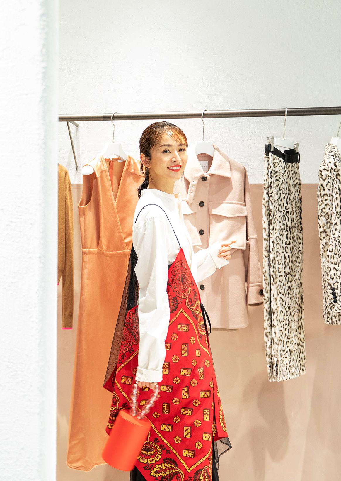 クリス-ウェブ佳子×CINOH&ほぼ日カルチャん|大人の女性のためのファッション&カルチャー空間。