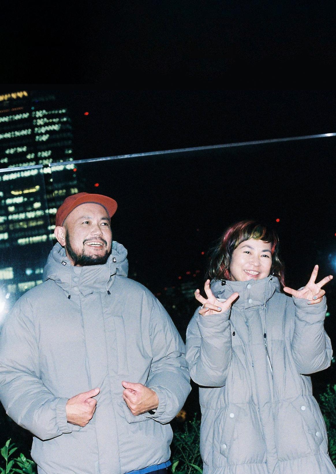 Interview 山根敏史(toe)×原田郁子(clammbon)|NORDISK CAMP SUPPLY STORE SHIBUYA