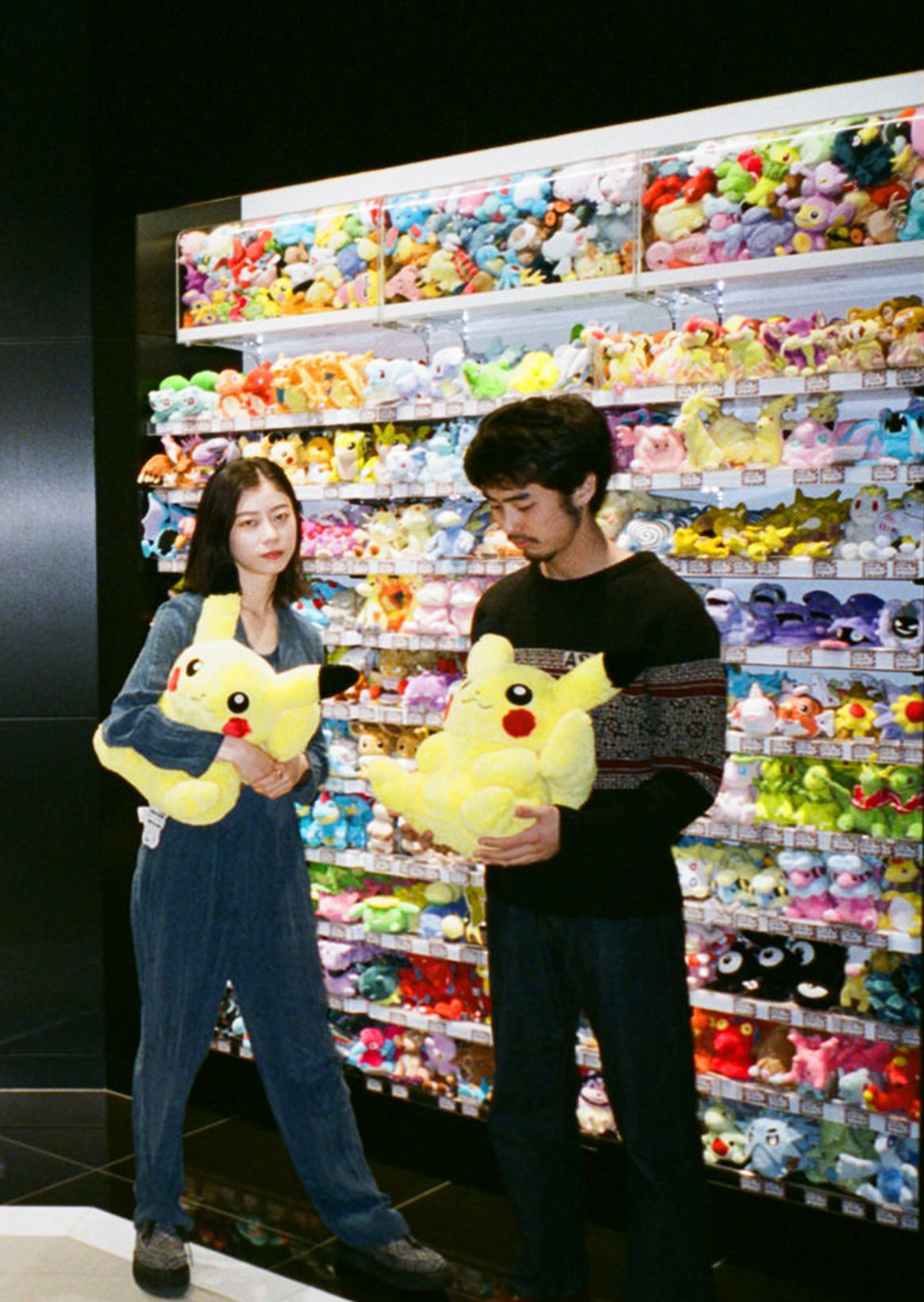 SUMIRE & HIMI SATO X Pokémon Center SHIBUYA /iki/M.I.U. Nº2 | We cross culture and bring about new sense of values.
