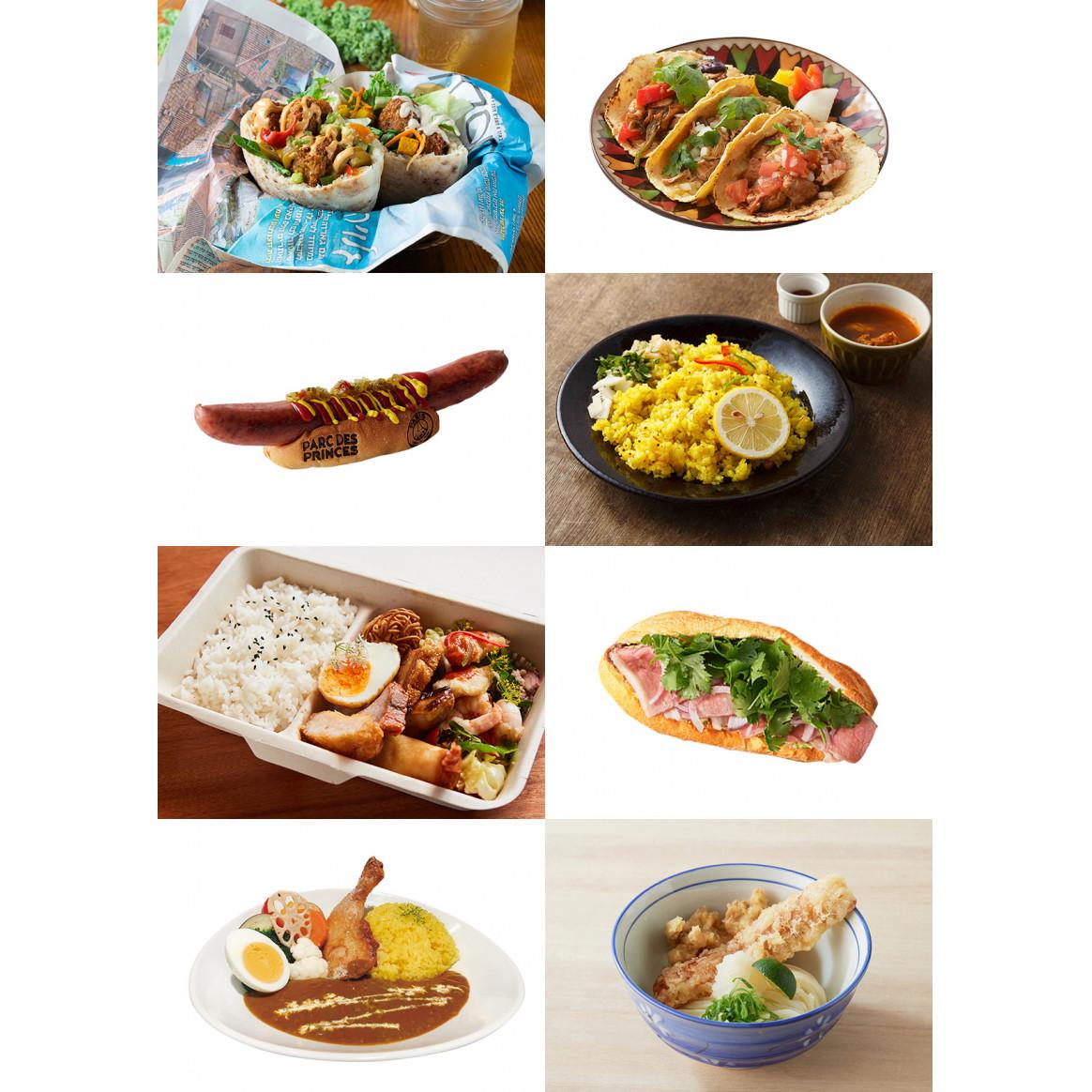 """多彩""""味道好,但是""""是聚集的澀谷PARCO。挑選risugurino帶走菜單準備齊全!"""