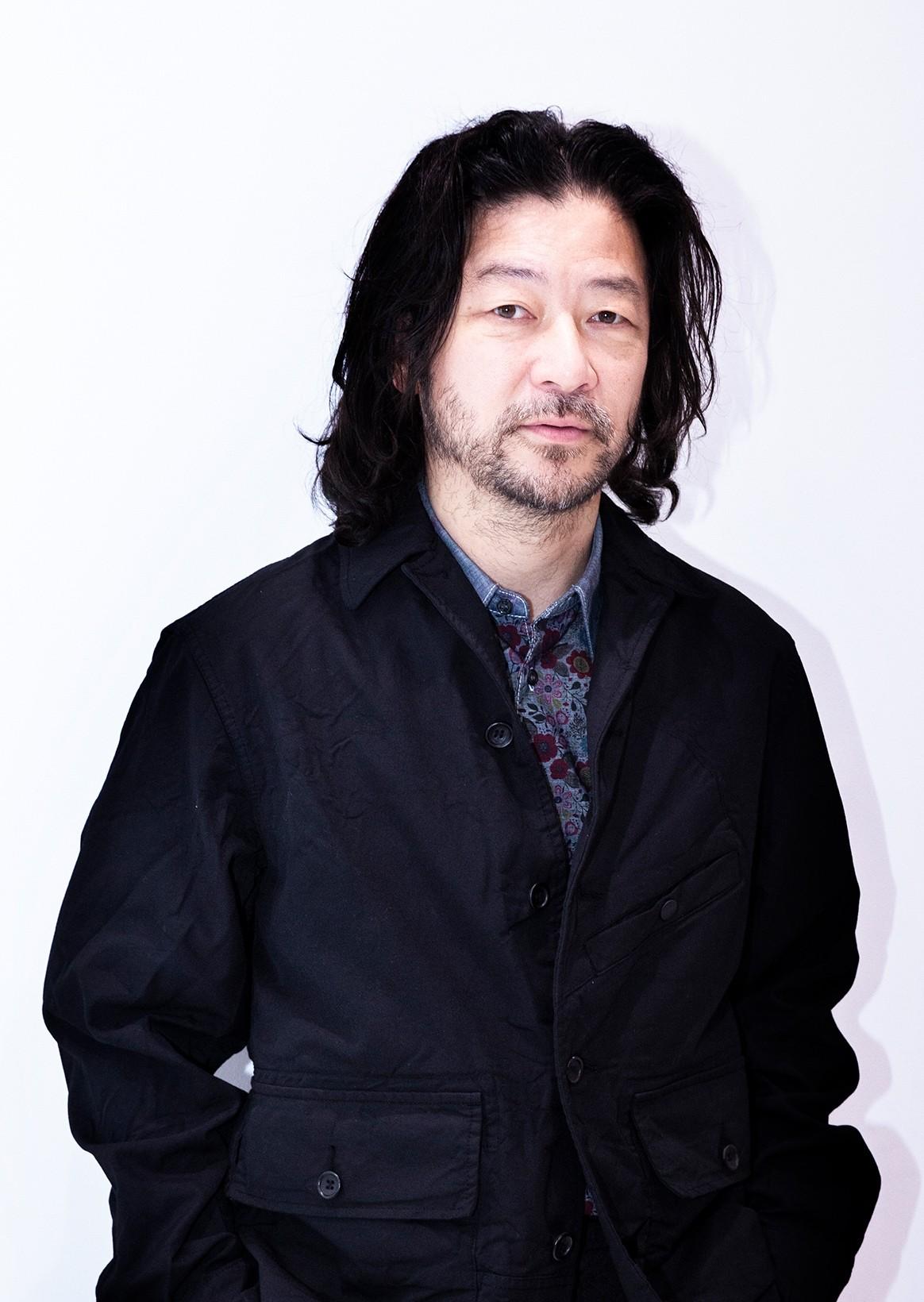 Tadanobu Asano X COMME des GARÇONS JUNYA WATANABE MAN/COMME des GARÇONS HOMME | In special space where two lines coexist