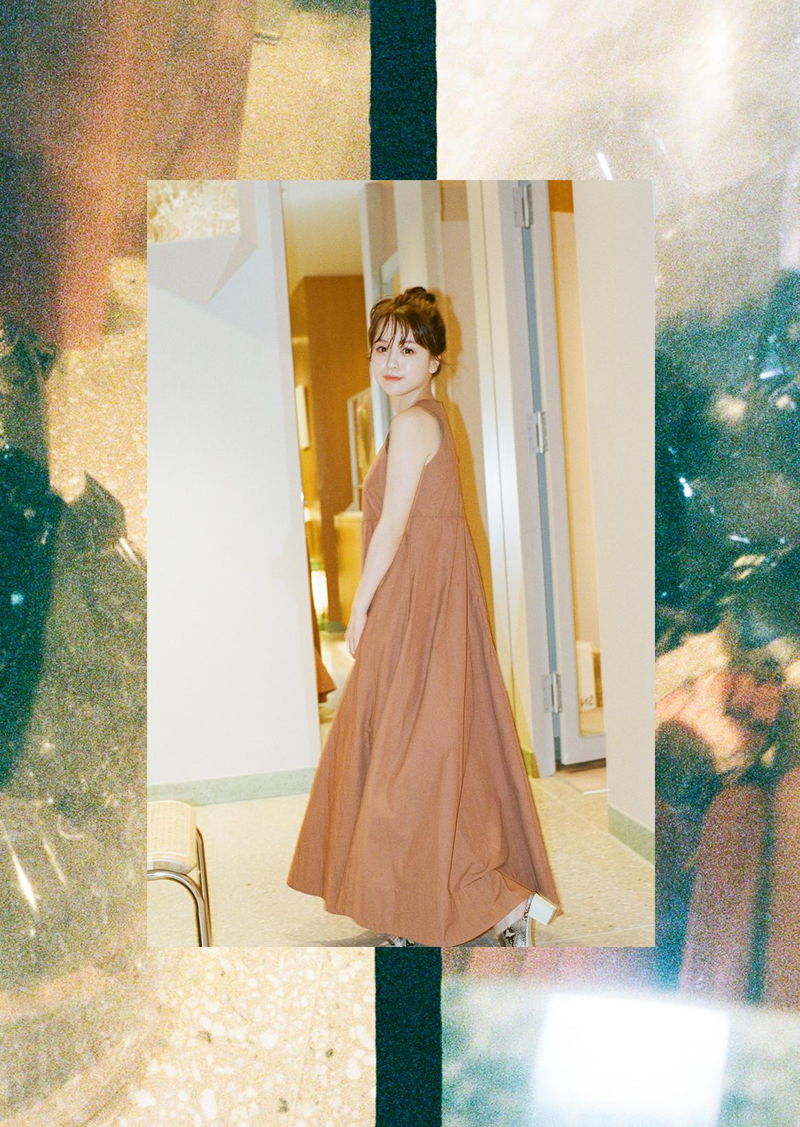 yuukosu×SNIDEL/FURFUR|作为贴近现代女性的sasutinaburu的空间和时装