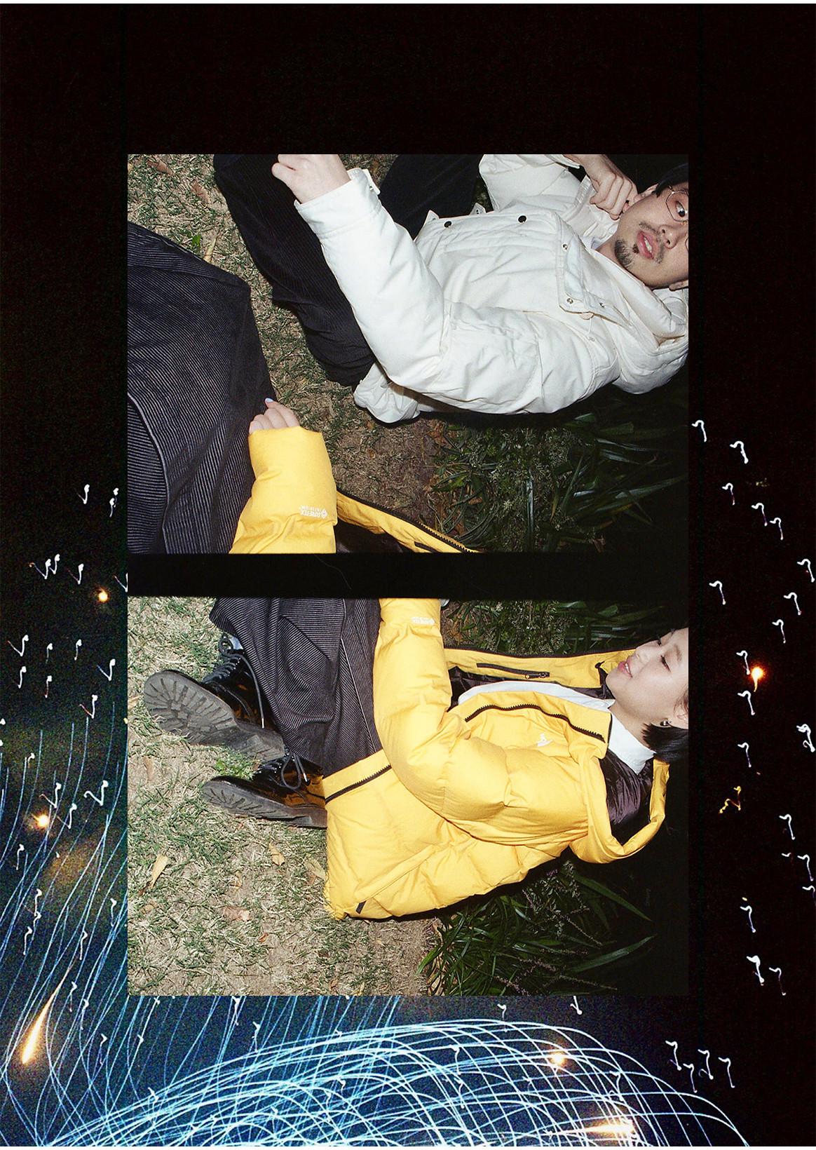 在哈马·冈本(OKAMOTO'S)&miu一对享用的涩谷PARCO的走法|有THE NORTH FACE LAB/FAN/H.P.DECO艺术感觉的生活