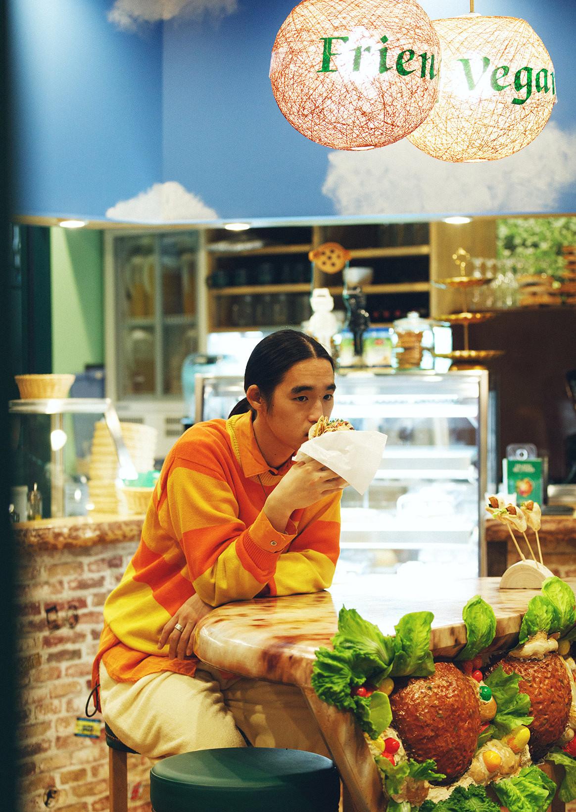 เคียวเอ ฮะโทะริวาตู FALAFEL BROTHERS | ที่ร้านอาหารที่มีความเชี่ยวชาญจากประเทศอิสราเอลที่กิน และตอบสนอง และอาหาร Vee มะเร็งโดดเด่นลิ้มรสได้
