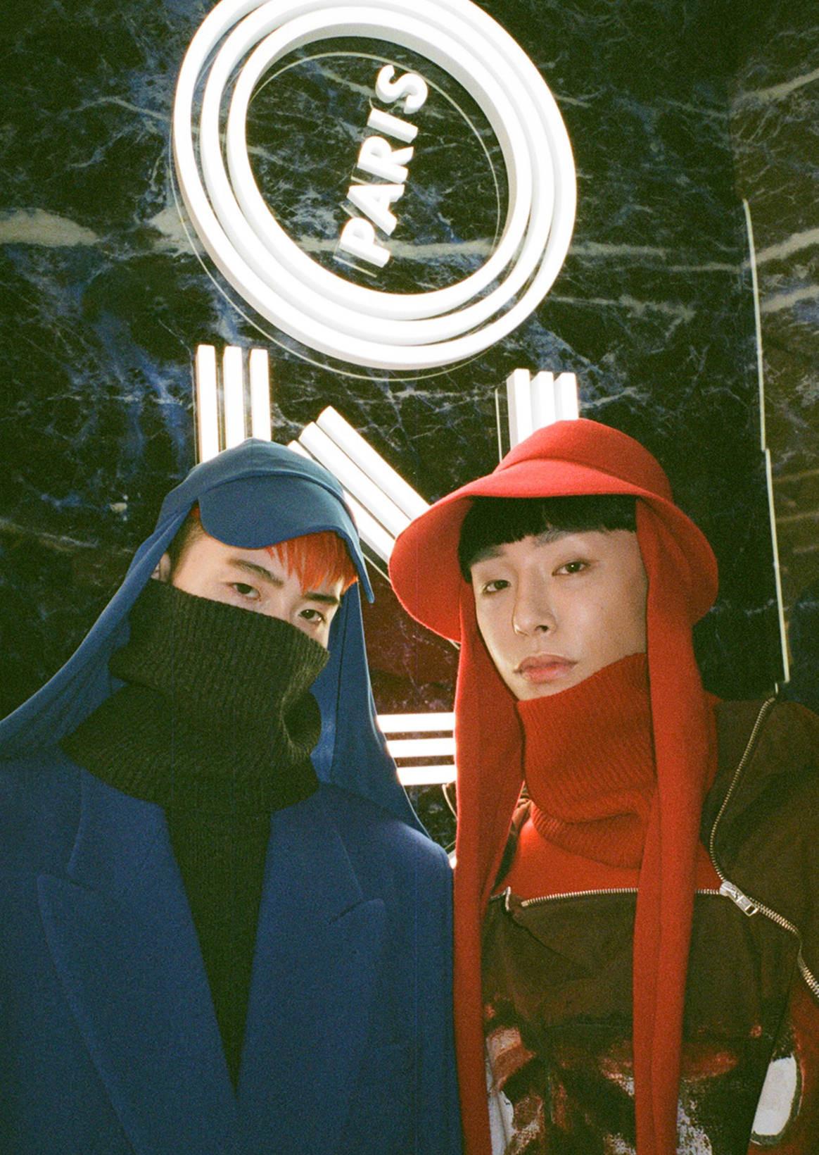 TAIKI&NOAH×KENZO/AMBUSH® WORKSHOP 2|ファッションウィーク気分を求めて渋谷PARCOへ