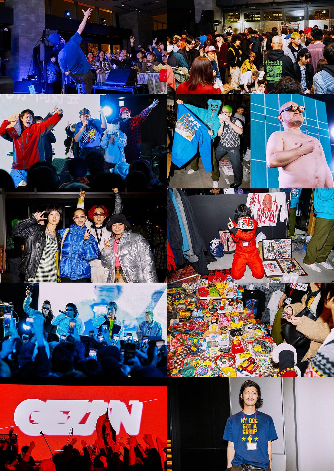 """Okamoto Reiji การเป็นแกนดำเนินการ """" YAGI EXHIBITION จัด """" YAGIBOY"""" นิทรรศการนี้ที่รวมเป็นหนึ่งด้วยกันกับ secondhand clothes store """" BOY"""" วันที่ 27 เดือนพฤศจิกายน"""