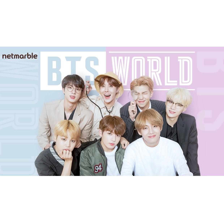 『BTS WORLD』グッズが渋谷初上陸!「K-POP GOODS STORE」