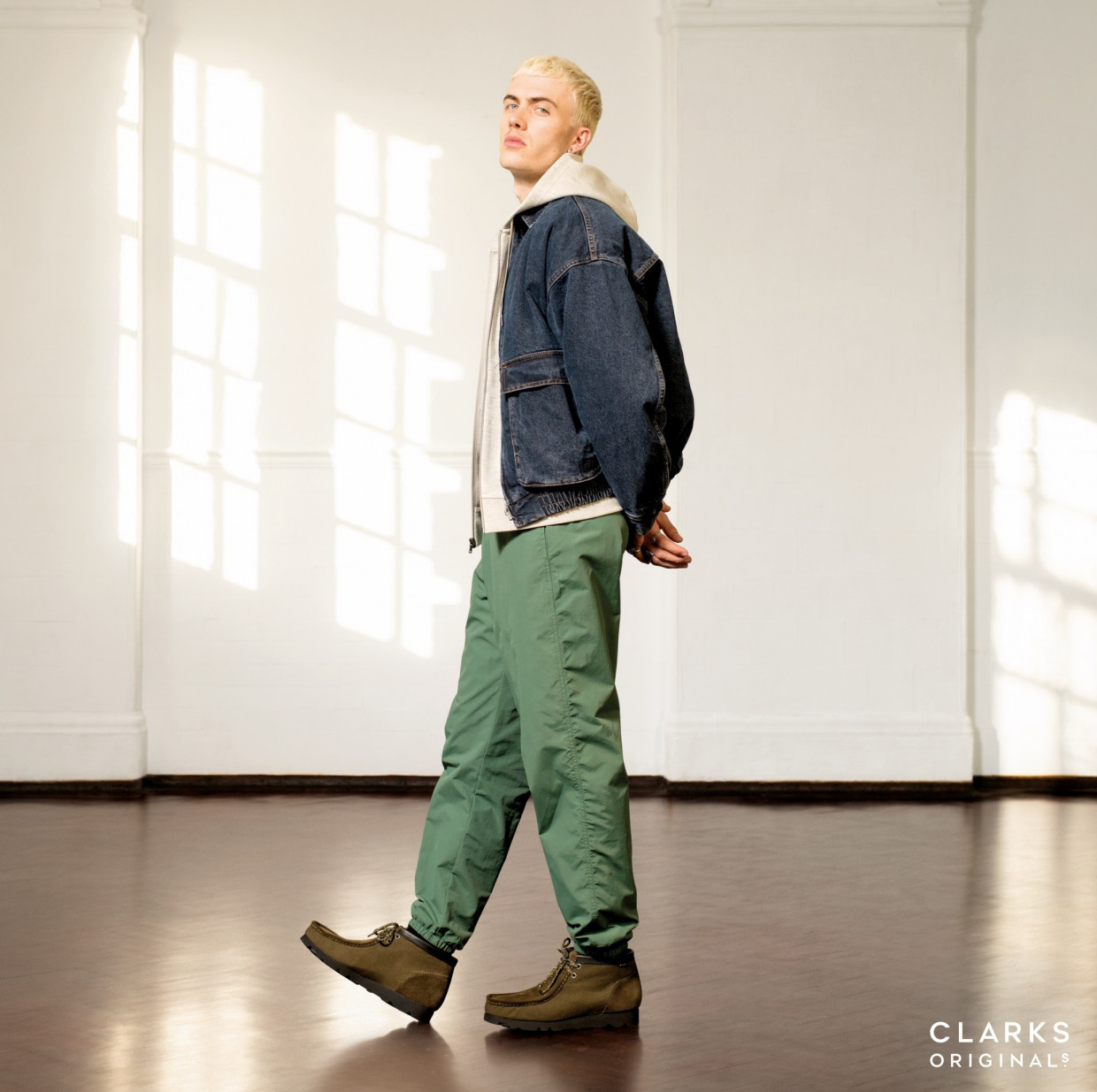 Clarks ORIGINALS POP UP SHOP