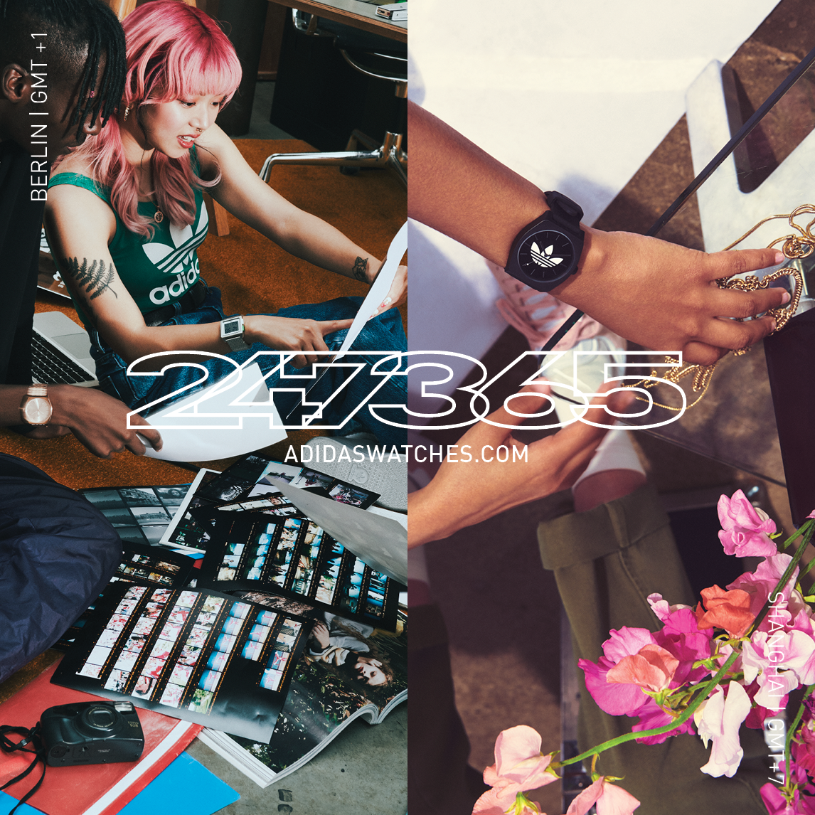 adidas Watches POPUP STORE