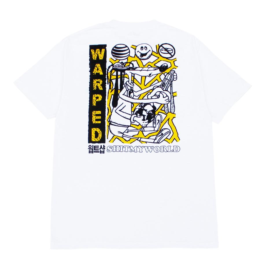 WARPED. POP-UP